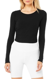 ALO Yoga Gather Long Sleeve - Front cropped