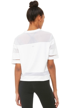 ALO Yoga Mellow Short Sleeve - Alternate List Image