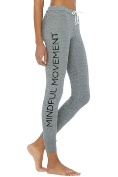 ALO Yoga Mindful Movement Sweatpants - Product List Image
