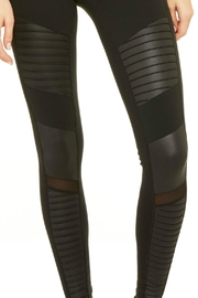 ALO Yoga Moto Legging - Back cropped