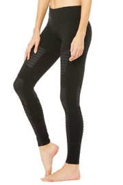 ALO Yoga Moto Legging - Front full body