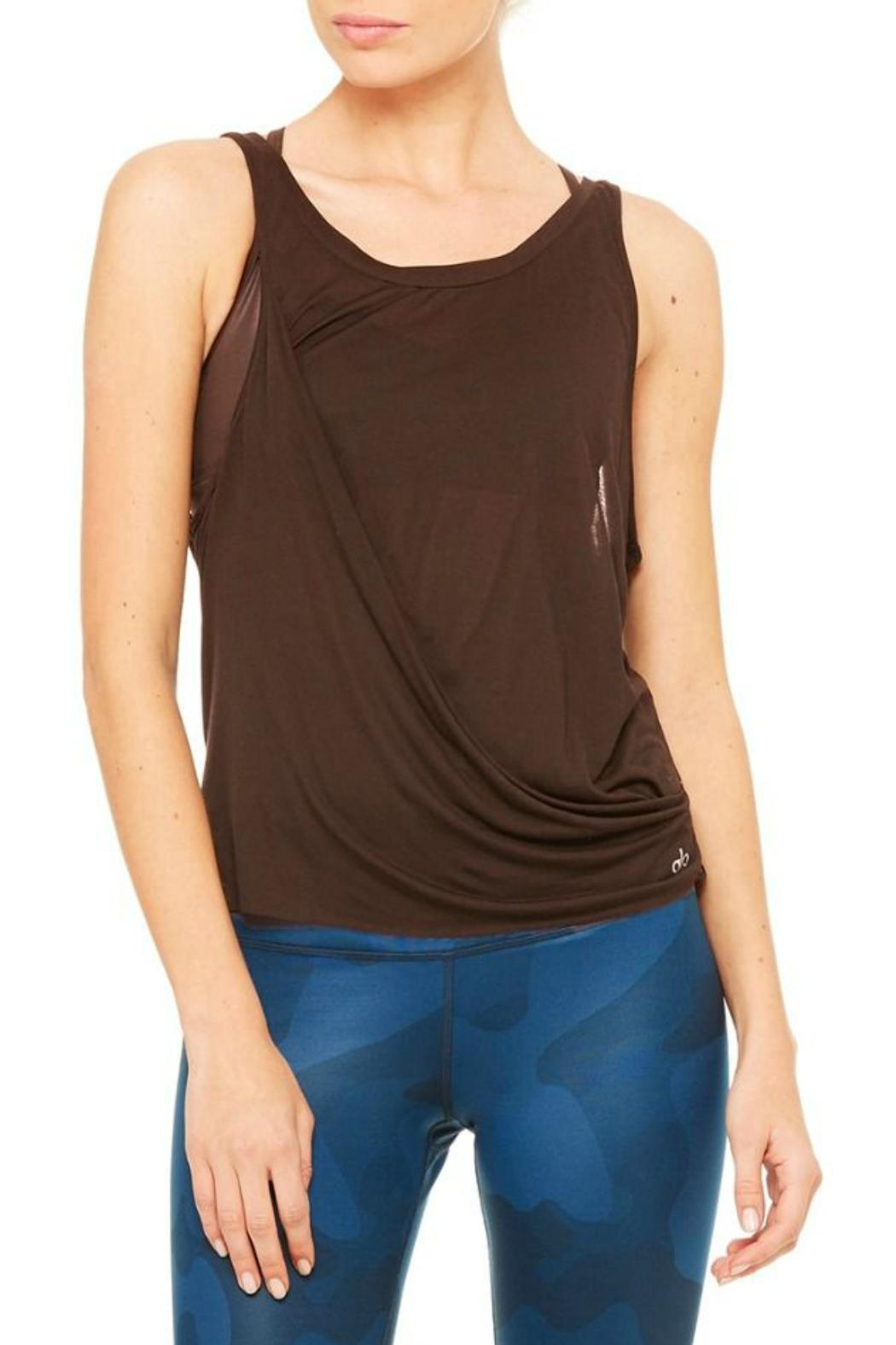 5a745e5fbf128 ALO Yoga Passage Tank from Chicago by Chic Boutique — Shoptiques