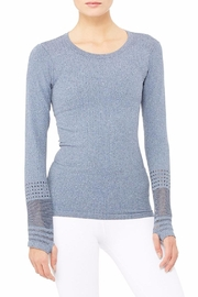 ALO Yoga Seamless Long Sleeve - Front cropped