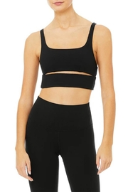 ALO Yoga Slit Bra - Product Mini Image
