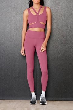 ALO Yoga Trackie Bra - Alternate List Image