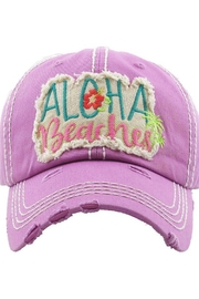 Imagine That Aloha Beaches Hat - Product Mini Image