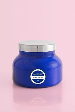 Capri Blue Aloha Orchid Signature Jar Candle - Alternate List Image