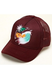 O'Neill Aloha Wave Trucker - Product Mini Image