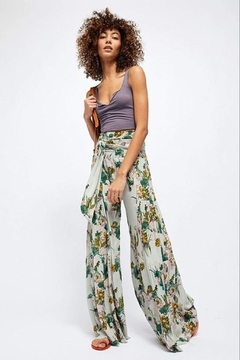 Shoptiques Product: Aloha Wide Leg Pant