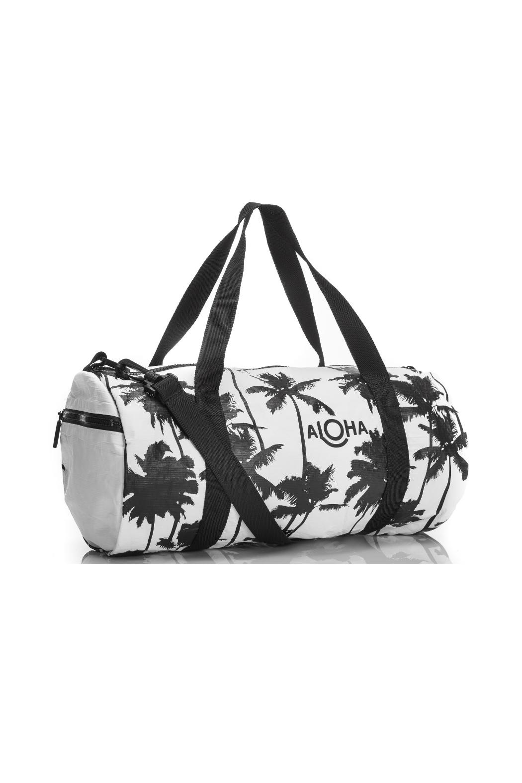 Aloha Collection Coco Palms Mini-Duffle - Front Cropped Image