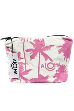 Aloha Collection Coco Palms Pouch - Alternate List Image
