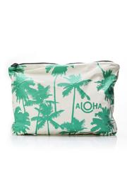 Aloha Collection Coco Palms Pouch - Product Mini Image