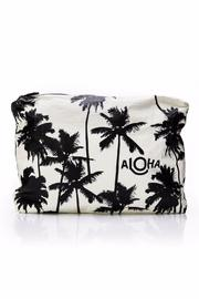 Aloha Collection Medium Coco Palms Pouch - Product Mini Image