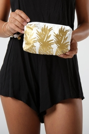 Aloha Collection Mini Pineapple Crowns - Front full body
