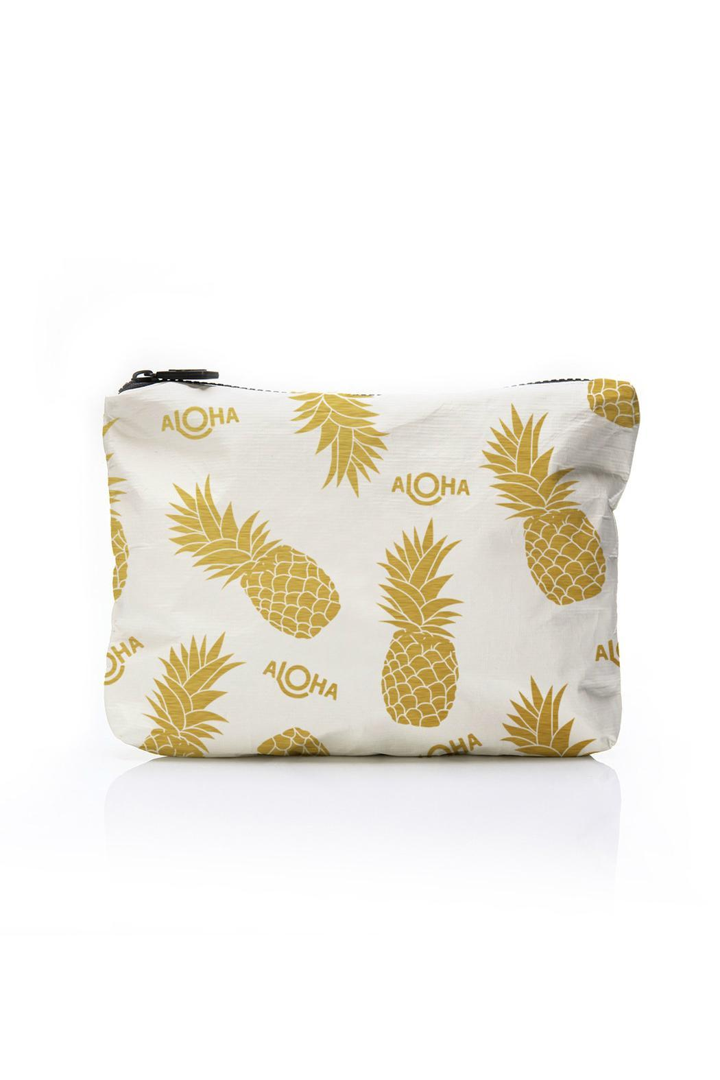 Aloha Collection Pineapple Splash Proof Pouch - Main Image