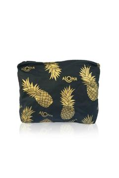Aloha Collection Pineapple Splash Proof Pouch - Alternate List Image