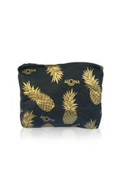 Aloha Collection Pineapple Splash Proof Pouch - Product Mini Image