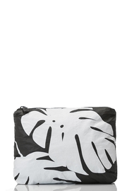 Aloha Collection Small Monstera Pouch - Product Mini Image