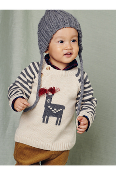 Tea Collection Alpaca Baby Sweater - Product List Image