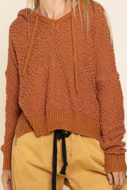 POL  Alpaca Inspired Sweater - Front cropped