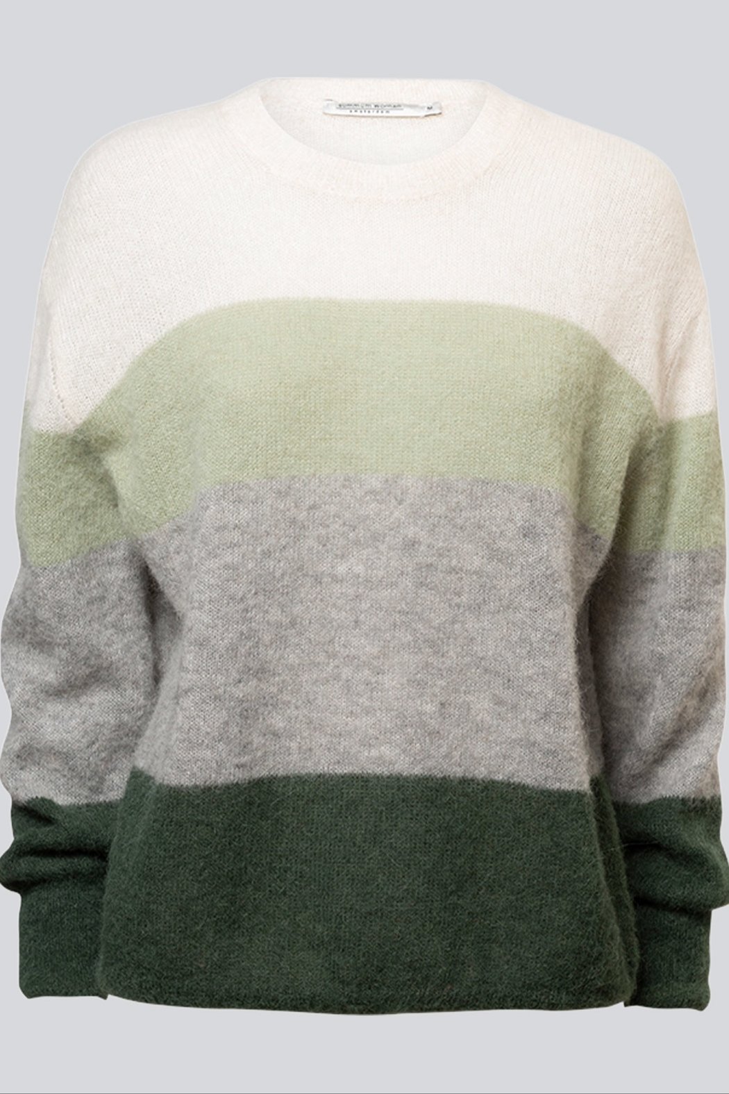 Summum Alpaca Knit Sweater - Front Cropped Image