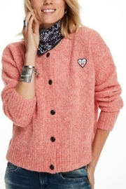 Scotch and Soda Alpaca Loose Cardigan - Product Mini Image