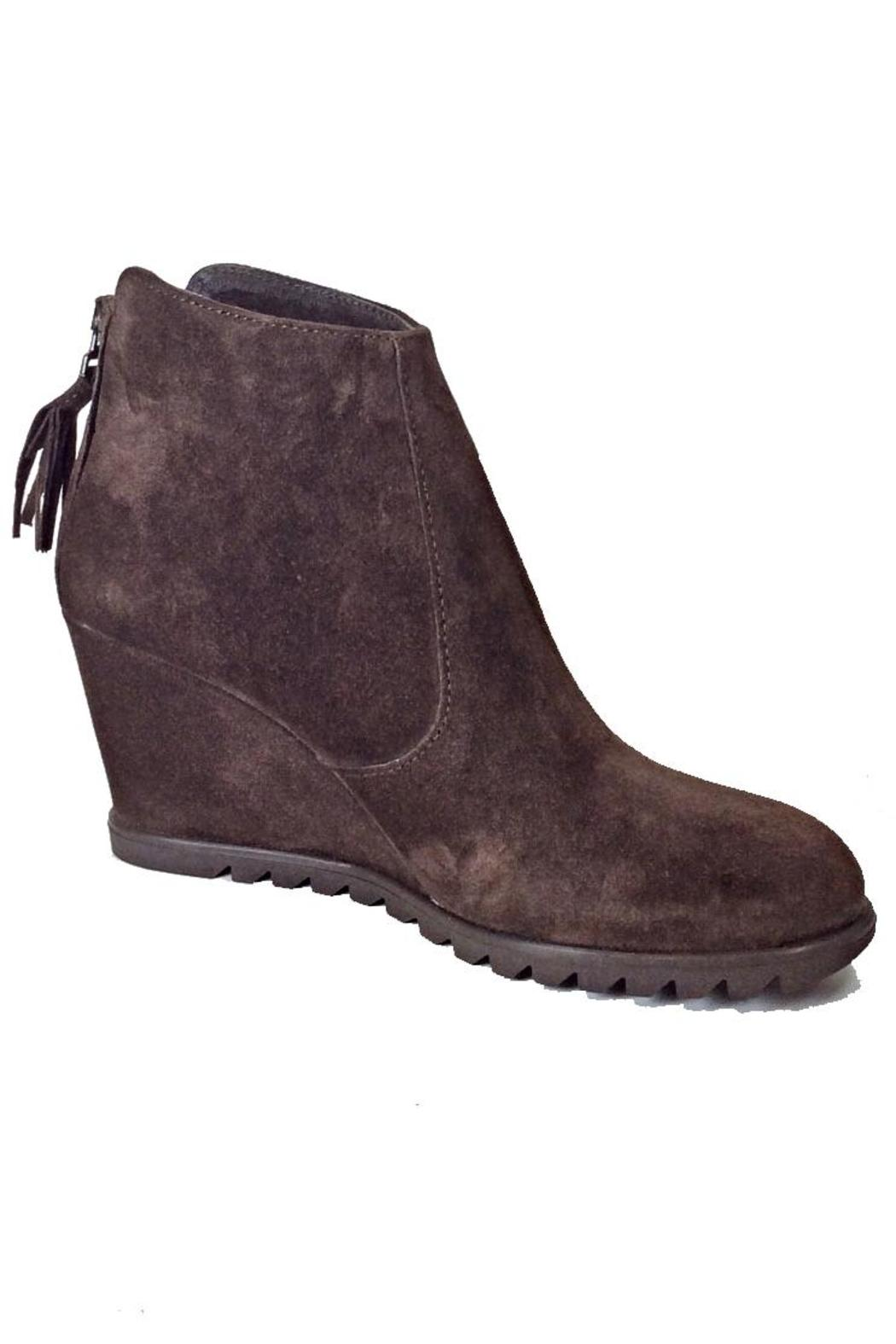 alpe suede wedge boot from highlands and islands by