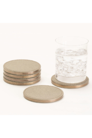 The Birds Nest ALPEN COASTERS-SET 6 - Front cropped