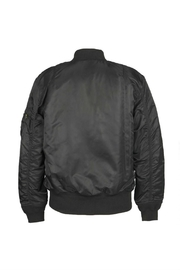 Alpha Industries Ma-1 Bomber Jacket - Front full body