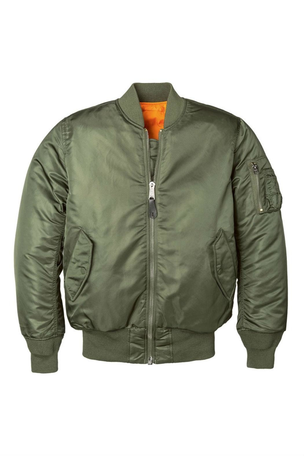 Alpha Industries Ma-1 Bomber Jacket from Montreal by Boutique TAG ...
