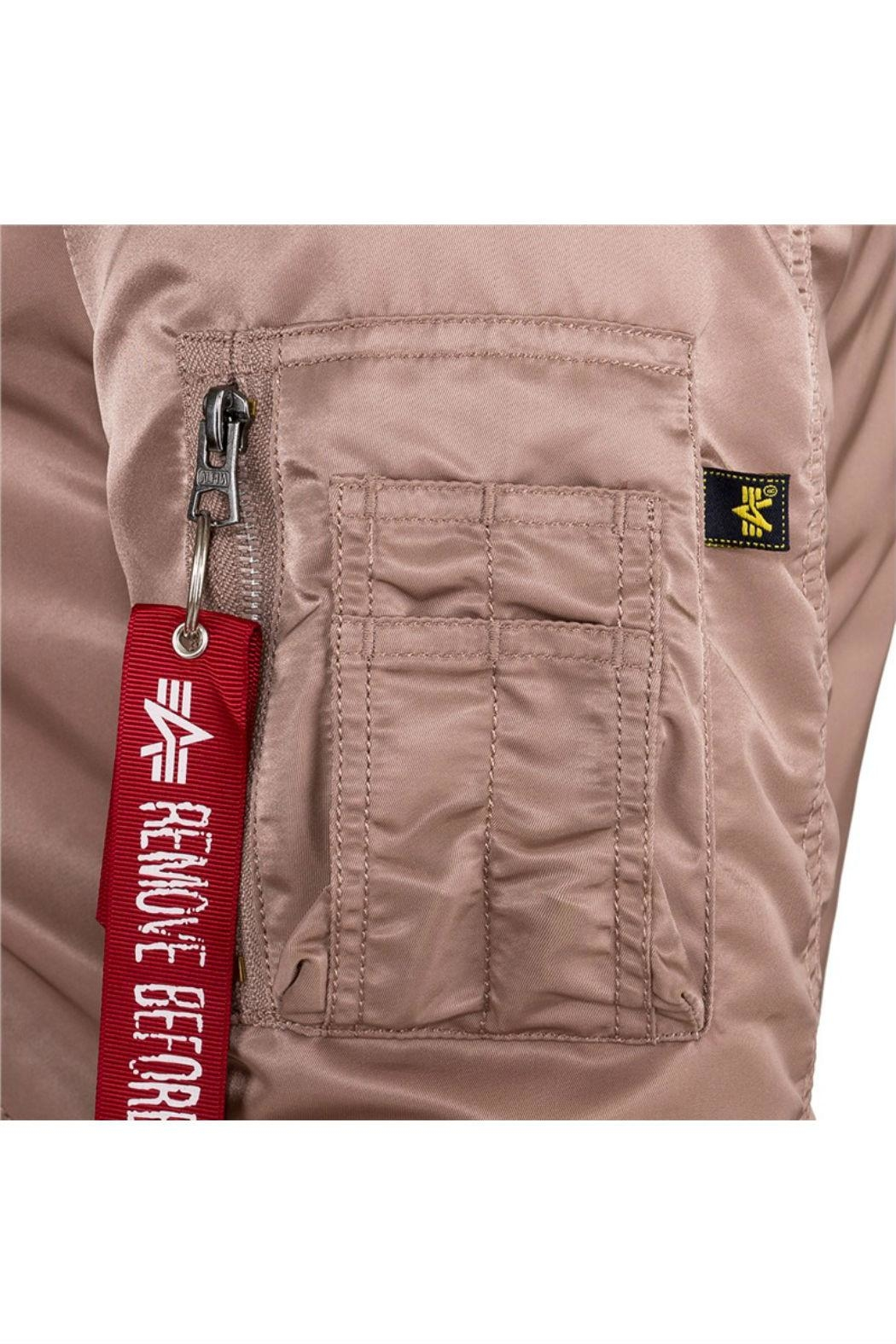 Alpha Industries Ma-1 Bomber Jacket - Front Full Image