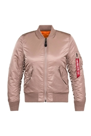 Alpha Industries Ma-1 Bomber Jacket - Front cropped