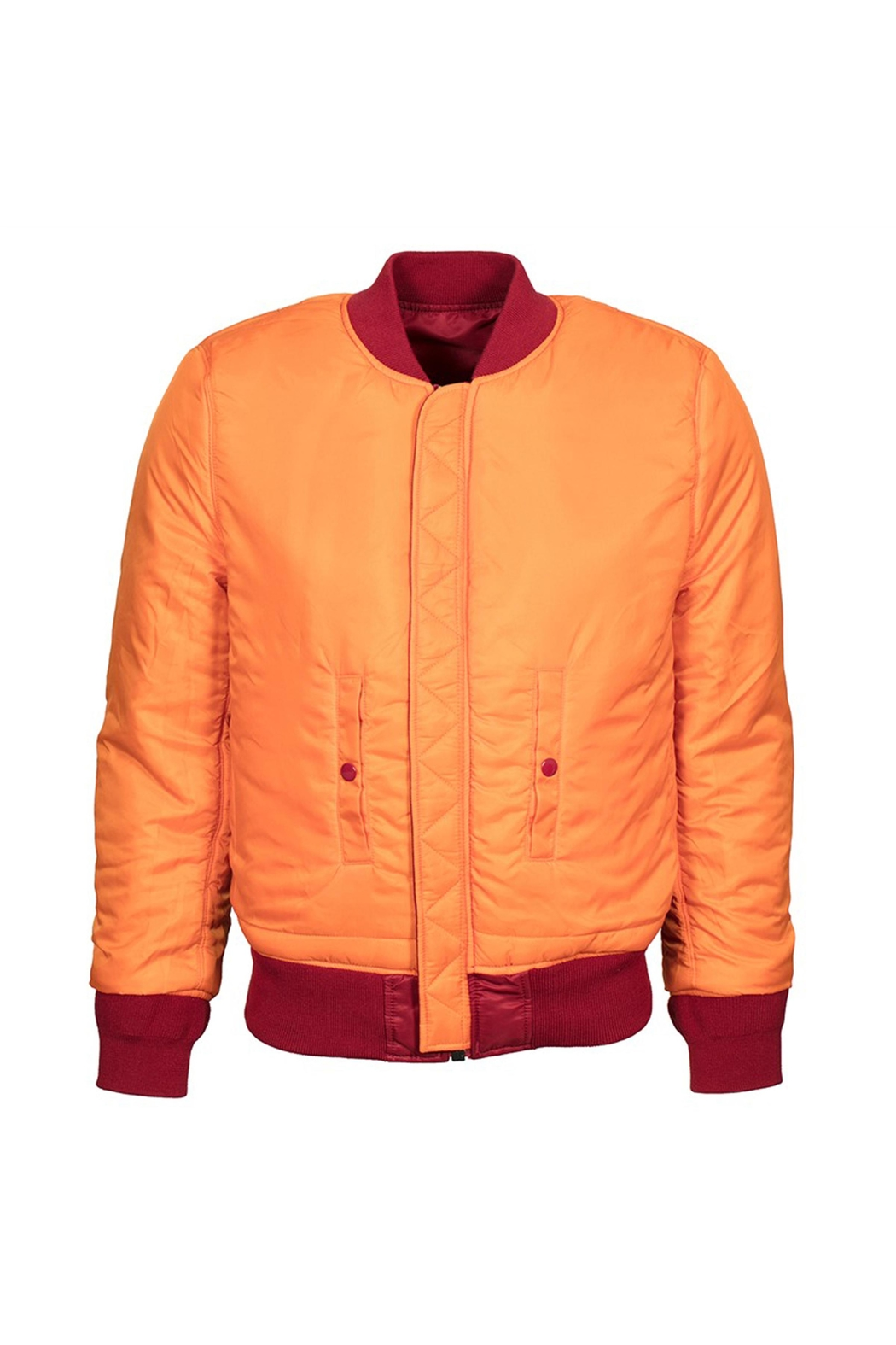 Alpha Industries Ma-1 W Flight Bomber - Side Cropped Image
