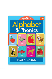 Eeboo Alphabet & Phonics Flash Cards - Product Mini Image