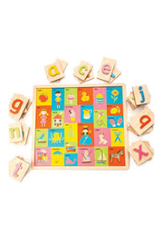 Tender Leaf Toys Alphabet Pictures - Product Mini Image