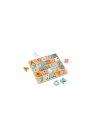 Janod Alphabet Puzzle - Product Mini Image