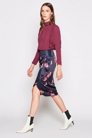 Joie Alphina Printed Skirt - Side cropped