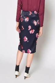 Joie Alphina Printed Skirt - Back cropped