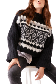 Free People  Alpine Pullover - Front cropped