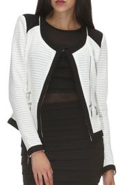 Alt B Perforated Jacket - Product Mini Image