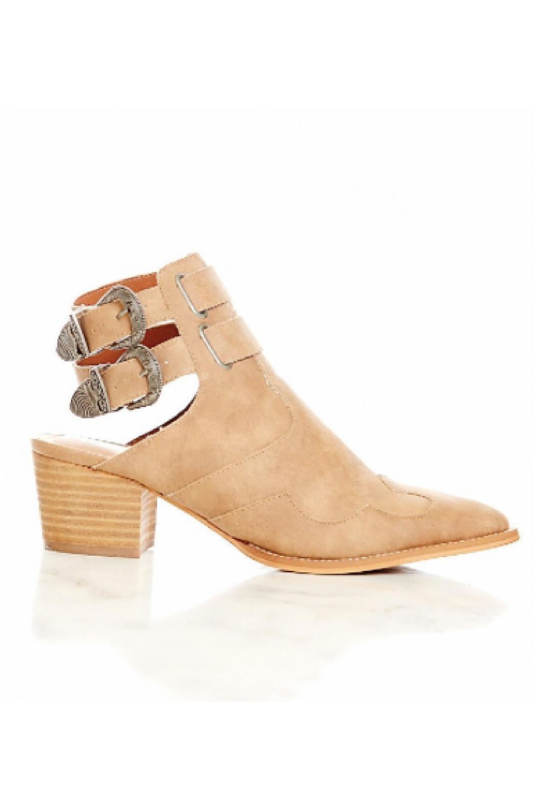 Mi.im Altair Western Booties - Front Full Image