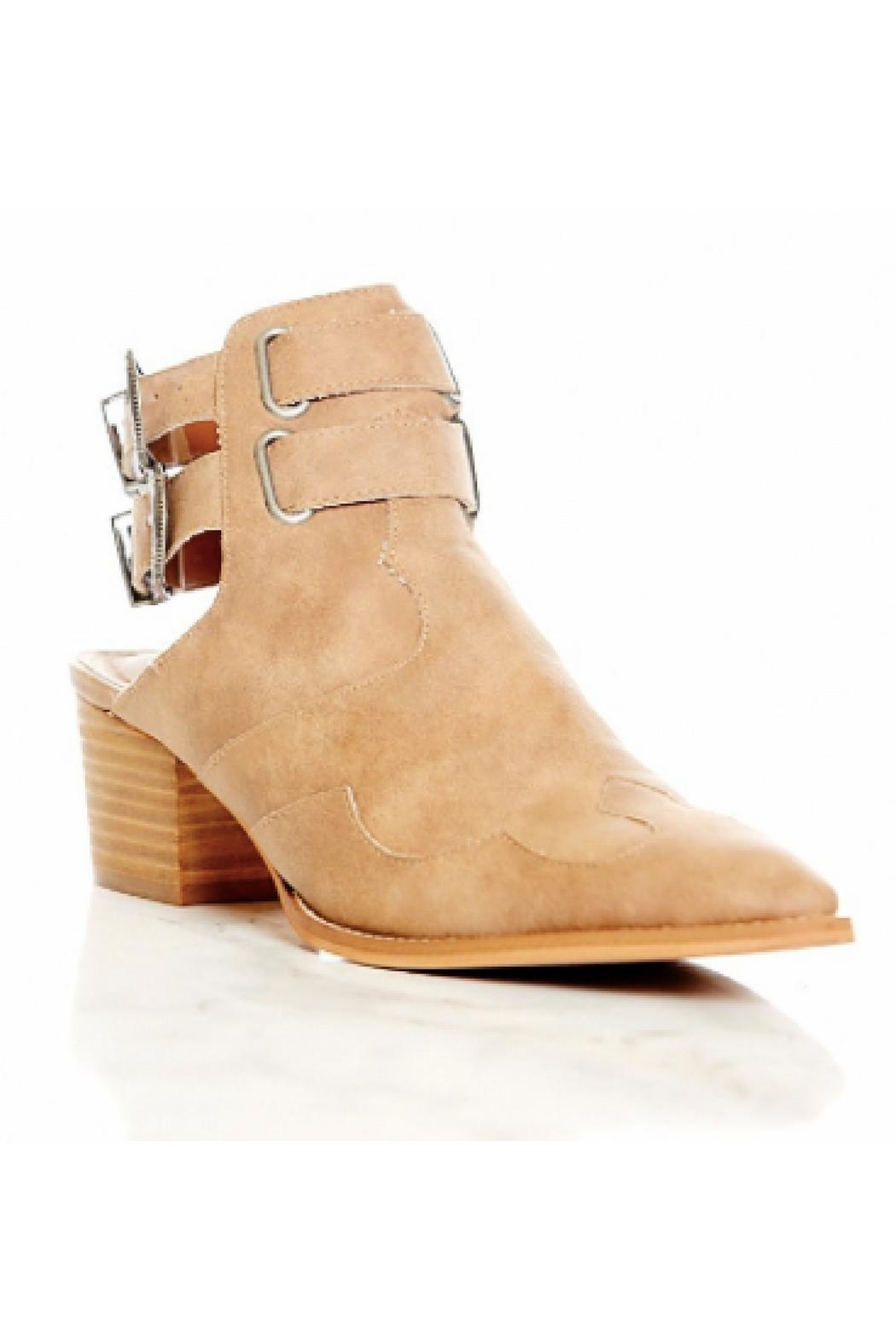 Mi.im Altair Western Booties - Front Cropped Image