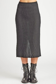 Indigenous Alternating Rib Skirt - Product Mini Image