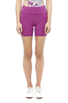 Alternative Apparel Pink Move Shorts - Product List Image
