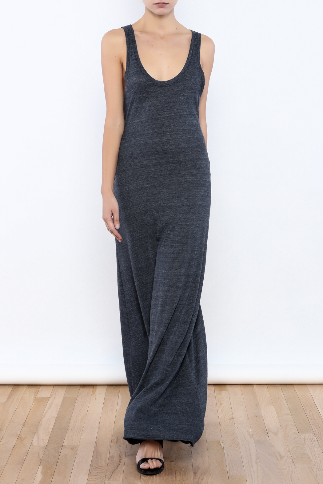 Alternative Apparel Racer Back Maxi Dress From Austin By Cotone
