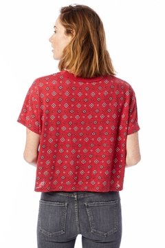 Alternative Bandana Print Top - Alternate List Image