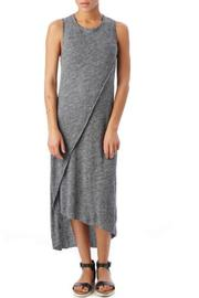 Alternative Linen Knit Maxi - Front cropped