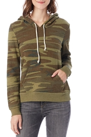 Alternative Apparel Athletics Hoodie - Front cropped