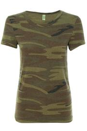 Alternative Apparel Camo Tee - Product Mini Image