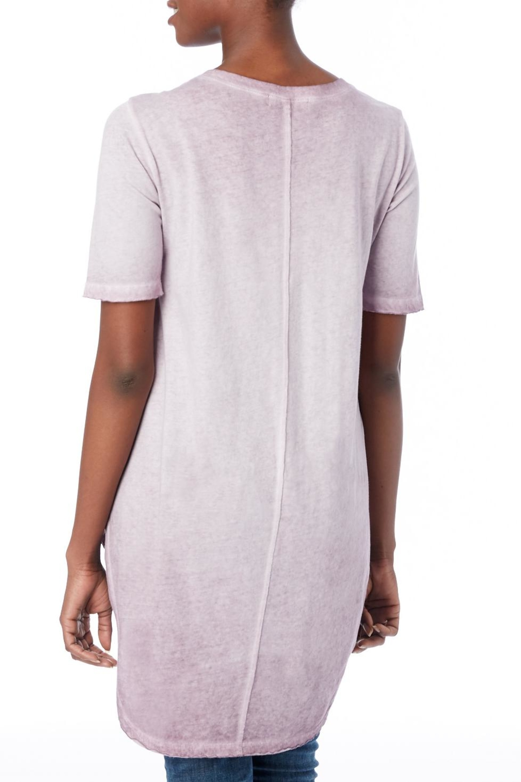 Alternative Apparel Element Wash Tunic - Side Cropped Image